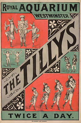 The Tillys Art Print by British Library