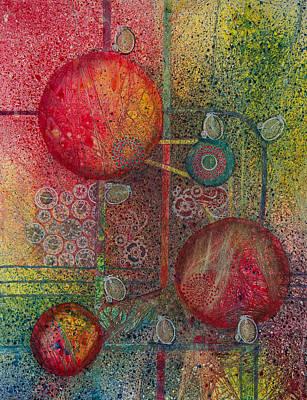 The Time Machine Art Print by David Raderstorf