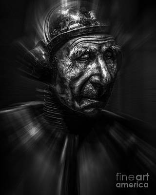 Photograph - The Time Traveler by Michael Arend