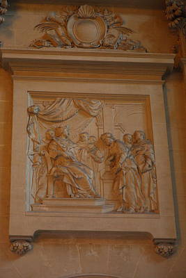 The Tombs At Les Invalides - Paris France - 011310 Art Print