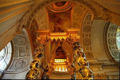 The Tombs At Les Invalides - Paris France - 011324 Art Print