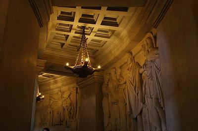 The Tombs At Les Invalides - Paris France - 011327 Art Print