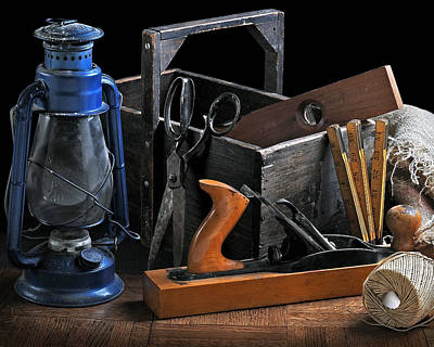 Photograph - The Toolbox by Krasimir Tolev