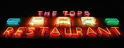 Photograph - The Tops by Joseph Skompski