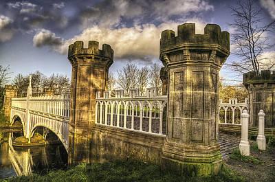 Photograph - The Tournament Bridge by Jean-Noel Nicolas