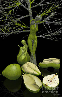 The Tree Of Life -  II Art Print