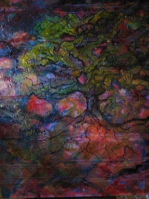 Painting - The Tree Of Life by Kendra Sorum