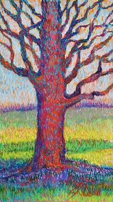 Painting - The Tree Of Longevity by Billie Colson