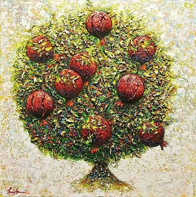 The Tree Of Love Art Print