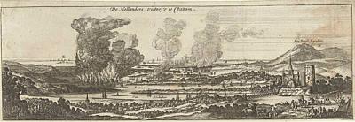 The Trip To Chatham, 1667, Anonymous, Romeyn De Hooghe Art Print
