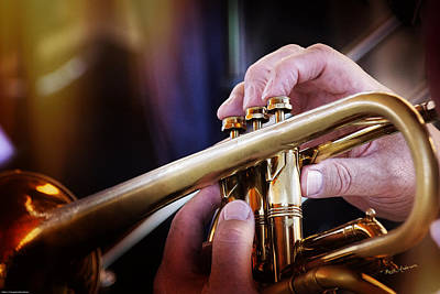 Photograph - The Trumpet by Mick Anderson