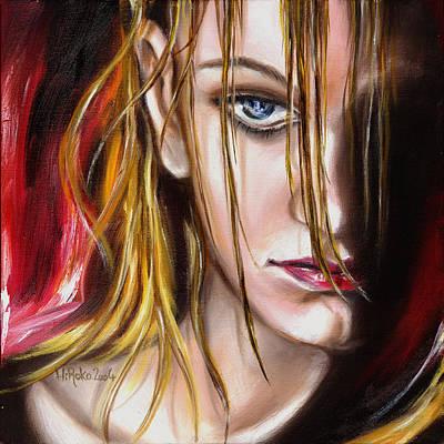 Painting - The Truth by Hiroko Sakai