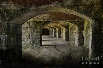 Photograph - The Tunnels by Cindi Ressler