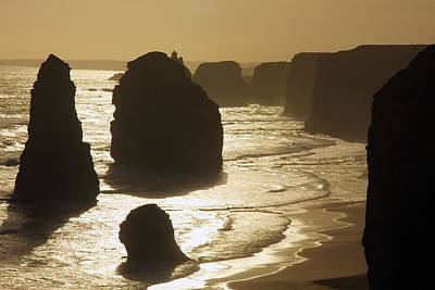 Photograph - The Twelve Apostles #3 by Stuart Litoff