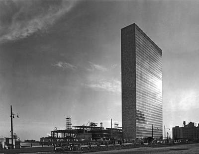 The Un Under Construction Art Print