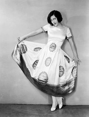 Full Skirt Photograph - The Understanding Heart, Joan Crawford by Everett