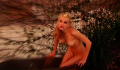 Unclothed Digital Art - The Unexpected by Richard Hemingway