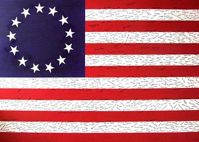 The Union Art Print by Tony Gunning