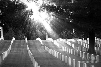 Photograph - The Unknown Soldiers by Ms Judi