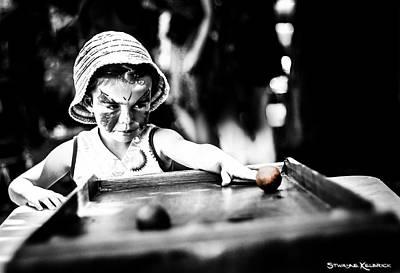 Photograph - The Unreachable Ball by Stwayne Keubrick