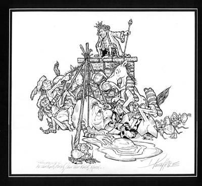 The Unsolvable Puzzle Original by Douglas William Penhale
