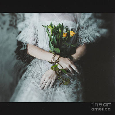 Photograph - The Untimely Drowning by Natalia Drepina