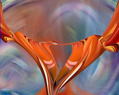 Digital Art - The Untitled Three V2 by Roy Erickson