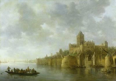 The Valkhof In Nijmegen Art Print