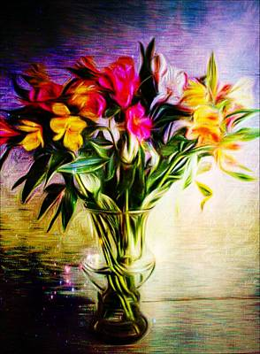 Photograph - The Vase by Michelle Frizzell-Thompson