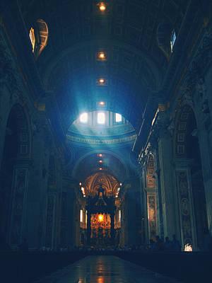 Photograph - The Vatican by Patrick Horgan