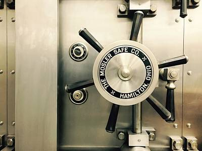 Photograph - The Vault by Chris Montcalmo