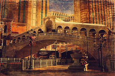 The Venetian  Art Print