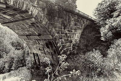 Photograph - The Viaduct by Jack R Perry