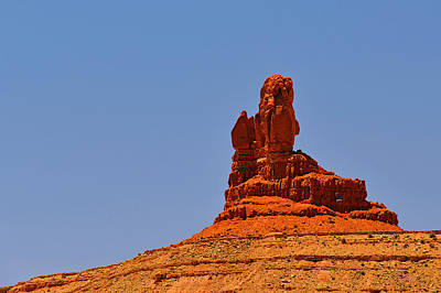 Extreme Photograph - The Vibe Of Valley Of The Gods Utah by Christine Till