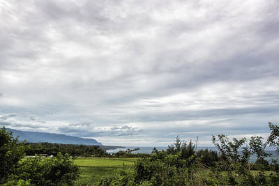 Photograph - The View From Kilauea by Belinda Greb