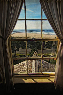 Photograph - The View From The Lighthouse by Thom Zehrfeld