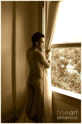 Photograph - The View by Robert D McBain