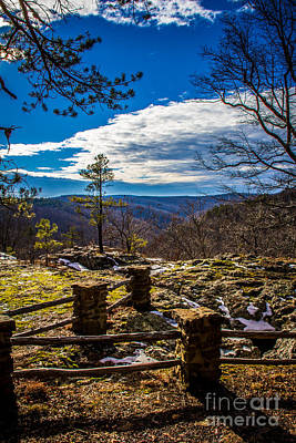 Photograph - The Viewpoint Hdr by Jim McCain
