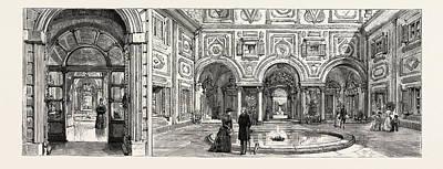 The Villa Palmieri, Florence, Italy Art Print