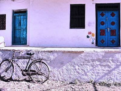 Photograph - The Village House by Makarand Purohit