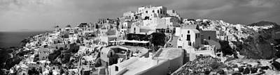 Wall Art - Photograph - The Village Of Oia 2 by Jack Daulton