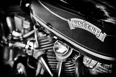 Photograph - The Vincent  by Tim Gainey