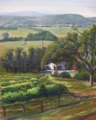 The Vineyard Original by Ruthie Briggs-Greenberg