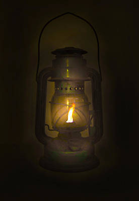 Lantern Digital Art - The Vintage Bell Glass  by Gina Dsgn