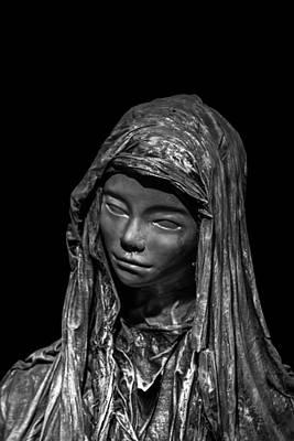 Virgin Mary Photograph - The Virgin Mary by Nigel Jones