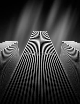 Vignette Photograph - The W by Olivier Schwartz