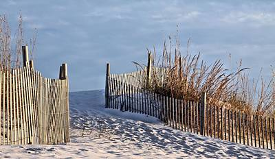 Photograph - The Walkway  by JC Findley