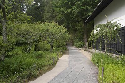 Photograph - The Walk To by Masami Iida