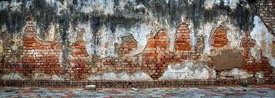 Photograph - The Wall by Brad Grove