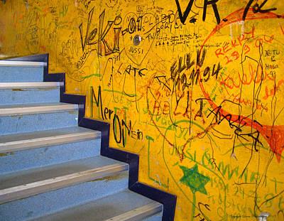 Photograph - The Wall by Leena Pekkalainen